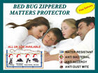Lab Tested Bed bug Mattress Cover Protector Encasement Anti Allergy Mattress