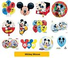 "MICKEY MOUSE BALLOONS SuperShape/Kids/Birthday/Party/Foil/Balloon/18""/Latex QUAM"