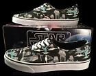 Star Wars x Vans Authentic Sneaker Planet Hoth Luke Wampa Tauntaun AT AT WALKER $76.53 CAD