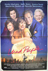 USED PEOPLE (1992) Original One Sheet Movie Poster - Marcello Mastroiaani