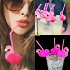 10/20/50 PCS Plastic Animal Cocktail Hawaiian Beach Party Drinking Straw S0BZ