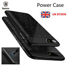 For iPhone 6 6S 7 Plus Battery Case Ultra Slim Thin External Backup Power Bank s