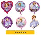 SOFIA THE FIRST PALLONCINI STAGNOLA SuperShape/Bambini/Compleanno/Festa/Lamina/