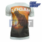 X-Men Wolverine Logan Poster Inspired Men's Organic Standard or Fitted T-shirt