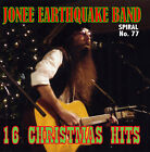 16 CHRISTMAS HITS by Jonee Earthquake Band CD Boston Punk Surf Rockabilly 2009
