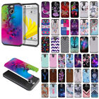 where to buy bolts - For HTC Bolt / 10 Evo 5.5 inch Fusion Hybrid Hard Rubber Silicone Case Cover