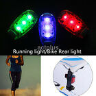 3 LED Light Clip on for Running Bike Rear Lamp Cycling Jogging Safety Warning US