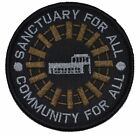 Those Who Arrive Survive Terminus Walking Dead Parody - 3 inch Round Patch