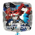 Transformers Folienballons (Kinder/ Kinder/ Geburtstag/ Party/ Folie / 18 /