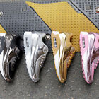 Women Sport Shoes Air Cushion mesh breathable Outdoor Lovers Casual Shoes US4-15