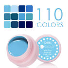 5ml UR SUGAR Soak Off Nail Art UV Gel Polish Nail Varnish Blue Series G001-012