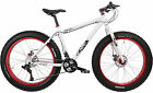 Framed Minnesota 2.0 Fat Bike White/Red