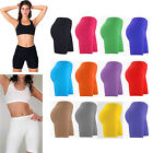 LADIES WOMENS CYCLING SHORTS COTTON  ACTIVE DANCING CASUAL SPORTS SEXY LEGGINGS