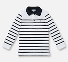 Boys JACADI designer polo shirt top age 3 4 5 6 7 8 9 10 years RRP £35