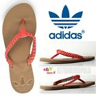 ADIDAS ORIGINALS LEATHER SANDALS Flip Flops Slides ADISUN W
