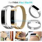 Milanese Magnetic Loop Stainless Steel Wrist Band Strap for Fitbit Alta HR /Alta