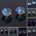 New Faceted 30pcs Rondelle glass crystal #5040 6x8mm Beads U pick colors $0.99 USD
