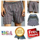 3 pair Knocker Boxer Shorts Trunk Men's Underwear Cotton S- L XL, 2X,  3X