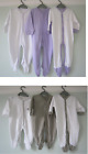 Baby Sleepsuits babygrow 100% Cotton Unisex Soft Size 0 - 18 Month