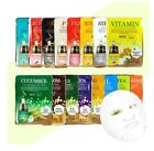7pcs Weekly Pack Korea Cosmetic Ultra Hydrating Essence Facial 16type Mask Sheet