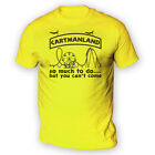 Cartmanland Mens T-Shirt -x13 Colours- Gift Present Funny TV Theme Park Not Fat