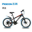 "New Flying Pigeon Mountain Bike Carbon Frame Bicycle 20"" Bike Gift for Children"