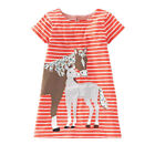 Baby Girl Dress with Animals Princess Dresses Children Clothing for Kids