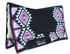 Professionals Choice Saddle Pad SMx Air Ride 30 x 34 Black Wine CXBE