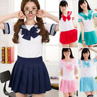 Naughty Lingerie Japanese School Girls Sailor Uniform Lady Cosplay Anime Costume