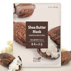 [THE YEON] Shea Butter Mask 1/2/10pcs Lot / Smooth & Moisture