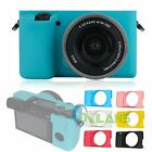 Soft Silicone Skin Camera Case Cover Protection Bag For Sony Alpha A6000 【US】