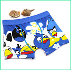 2017 Hot! children's cartoon cotton underwear boys boxer briefs Wholesale