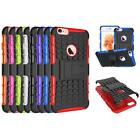 For Motorola Moto X Play X3 Lux Shockproof Kickstand Hybrid Armor Case Cover