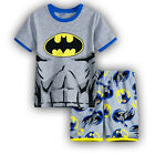 Summer Kids Baby Boys Girls Short Sleeve T-shirts Shorts Pant Outfit Clothes Set