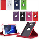 """360 Rotate Leather Case Cover For 7"""" Samsung Galaxy Tab A 7.0 SM-T280 Tablet"""