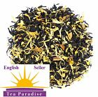 BLACK FLAVOURED LOOSE LEAF TEA SUNSHINE OF YOUR DAY GREAT ICED TEA & 20 TEABAGS