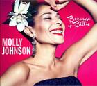 MOLLY JOHNSON - BECAUSE OF BILLIE * NEW CD