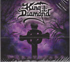 KING DIAMOND 1996 CD - The Graveyard (Remastered 2015) Mercyful Fate/Hell - NEW
