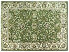 Traditional Persian Chobi Ziegler Green Wool Like Rug SMALL MEDIUM LARGE 83301-4