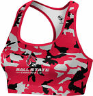 ProSphere Women's Ball State University Camo Sports Bra (BSU)