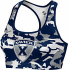 ProSphere Women's Xavier University Camo Sports Bra (XU)