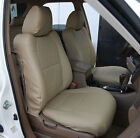 ACURA MDX 2002-2006 IGGEE S.LEATHER CUSTOM FIT FRONT SEAT COVER 7 COLORS