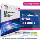 Купить Bitdefender Total Security 2018 Multi-Device (ab 1 PC / Gerät) 1, 2 u. 3 Jahre