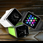 DM09 Bluetooth 4.0 HD Smart Wrist Watch SIM GSM Phone Mate For Android IOS