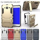 Hybri Defender Samsung Galaxy J2 -2016 Back Case cover + KickStand + Dual Shield