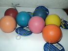 """Tough Toys Heavy-Duty Rubber Dog Ball 2.13"""" for Small Dogs and Puppies"""