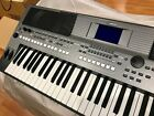 Yamaha PSR-S670 61 note arranger keyboard with speakers pre-owned