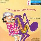 GABE BALTAZAR QUARTET - BACK IN ACTION NEW CD