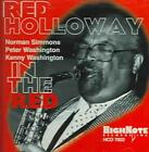 RED HOLLOWAY - IN THE RED NEW CD
