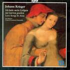JOHANN KRIEGER: LOVE SONGS & ARIAS NEW CD